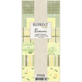 Reprint - Lemons Slimline...