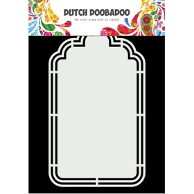 Dutch Doobadoo - Shape Art...
