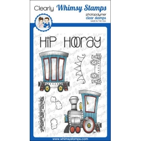 Whimsy Stamps - Linking...