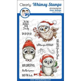 Whimsy Stamps - Happy...