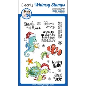 Whimsy Stamps - Christmas...