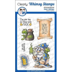 Whimsy Stamps - Cast a...
