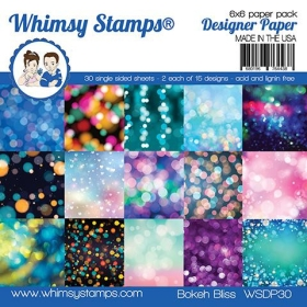 Whimsy Stamps - 6x6 Paper...