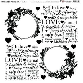 In Love - Transparante...