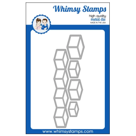 Whimsy Stamps - Cubed Die Set