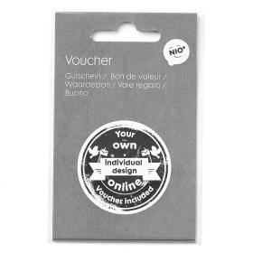 Nio - Voucher 1 More Stamp...