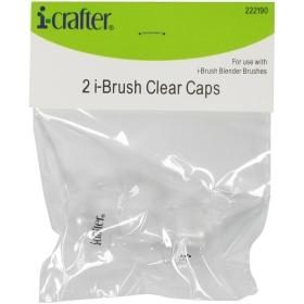 I-Crafter - I-Brush Clear Caps