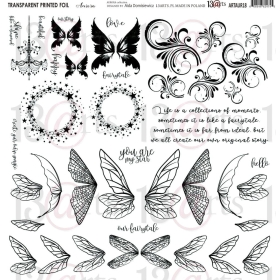 Aurora - Transparante Sheet...