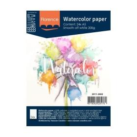 Florence - Aquarelpapier A5...