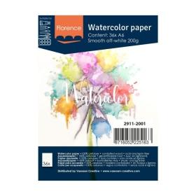 Florence - Aquarelpapier A6...
