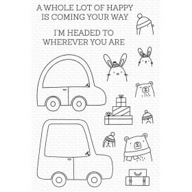 Special Delivery Clearstamps