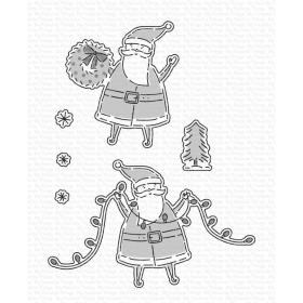 SET Santa Sends His Love...