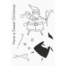 Sweet Christmas Clearstamps