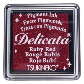 Delicata - Inkpad Ruby Red...