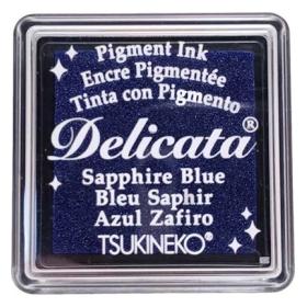 Delicata - Inkpad Sapphire...