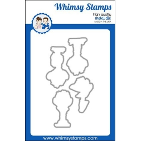 Whimsy Stamps - Hey Ostrich...