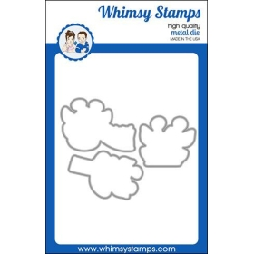 Whimsy Stamps - Giraffes...