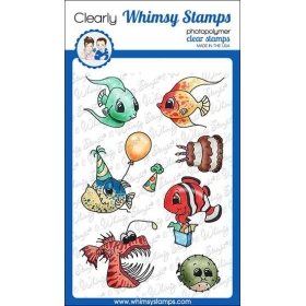 Whimsy Stamps - Best Fishes...