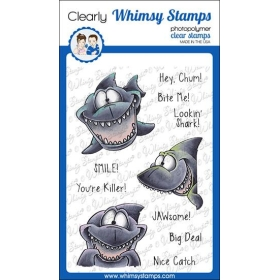 Whimsy Stamps - Lookin'...