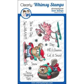 Whimsy Stamps - Winter...