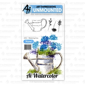 Watering Can - Art Impressions