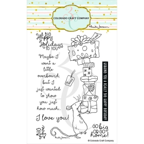 Big Love Clearstamps - By...