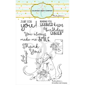 Whisker Kisses Clearstamps...