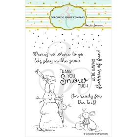 Flurries Of Fun Clearstamps...