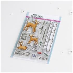 Deer To Me Stamps