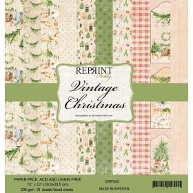 Reprint Vintage Christmas...