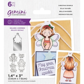 Christmas Sparkle Stamps &...