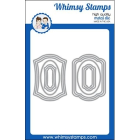 Whimsy Stamps - Antique ATC...