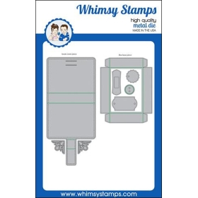 Whimsy Stamps - ATC Book...