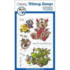 Whimsy Stamps - Garden...
