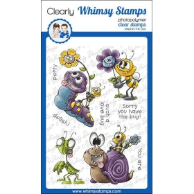 Whimsy Stamps - Love...