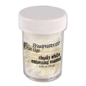 Embossing Enamel - Chunky White